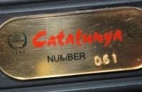 Subaru Impreza Catalunya порядковый номер