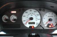 Subaru Impreza P1 панель приборов