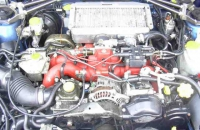 Subaru Impreza P1 двигатель