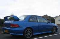Subaru Impreza P1