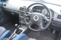 Subaru Impreza P1 салон
