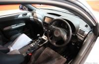 Subaru Impreza R205 салон
