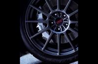 Subaru Impreza R205 диски