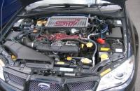 Subaru Impreza RB320 двигатель