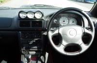 Subaru Impreza RB5 центральная консоль