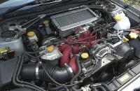 Subaru Impreza S201 двигатель