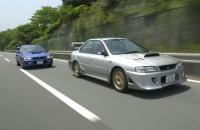 Subaru Impreza S201