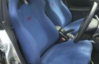 Subaru Impreza S201 кресла