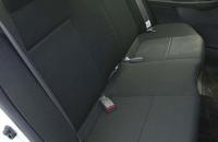 Subaru Impreza S201 задний диван
