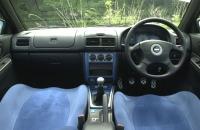Subaru Impreza S201 передняя панель