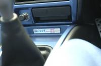 Subaru Impreza S201 табличка с порядковым номером