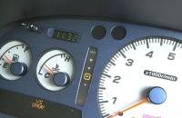 Subaru Impreza S201 панель приборов