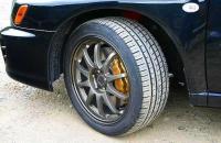 Subaru Impreza S202 диски