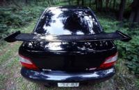 Subaru Impreza S202 антикрыло