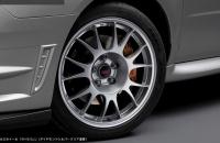 Subaru Impreza S204 bbs