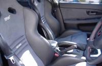 Subaru Impreza S204 салон