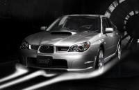 Subaru Impreza S204 аэродинамика