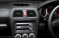 Subaru Impreza S204 центральная консоль