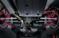 Subaru Impreza S204 подвеска