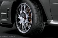 Subaru Impreza S204 диски