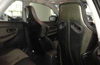 Subaru Impreza S204 кресла Recaro карбоновые