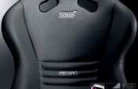 Subaru Impreza S204 кресла recaro