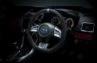 Subaru Impreza S207 салон