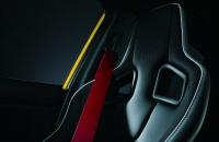 Subaru Impreza S207 NBR Challenge красные ремни безопасности