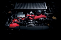 Subaru Impreza S207 двигатель