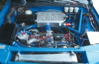 Subaru Impreza VRC двигатель
