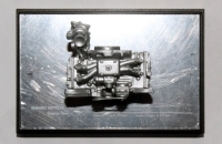 Subaru Impreza WRC Engine 2005