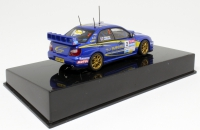 60359 Subaru Impreza WRC Sarrazin Pivato 2004 French rally champion