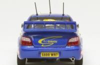 60359 Subaru Impreza WRC Sarrazin Pivato 2004 French rally champion