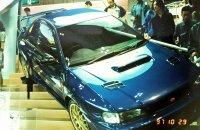 Subaru Impreza WRCar STI