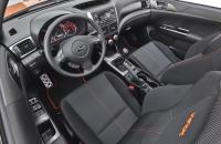 Subaru Impreza WRX Special Edition 2013 салон