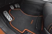 Subaru Impreza WRX Special Edition 2013 коврики
