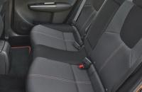 Subaru Impreza WRX Special Edition 2013 задний диван