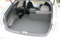 Subaru Impreza WRX STi 2008 багажник