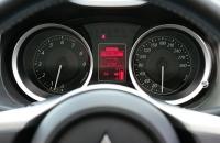Mitsubishi Lancer Evo X панель приборов