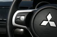 Mitsubishi Lancer Evo X руль