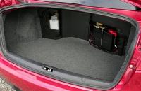 Mitsubishi Lancer Evo X багажник