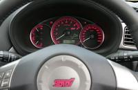 Subaru Impreza WRX STi 2008 панель приборов