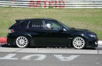 Subaru Impreza WRX STI Nurburgring Test Car 2008