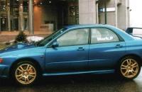 Subaru Impreza WRX STI Prodrive style
