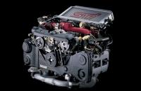 Subaru Impreza WRX STI Prodrive style двигатель