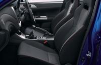 Subaru Impreza WRX STI Spec-C 2009 салон