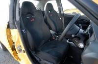 Subaru Impreza WRX STi Spec C Type RA-R кресла