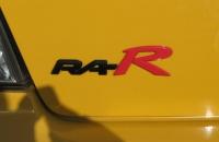 Subaru Impreza WRX STi Spec C Type RA-R шильдик