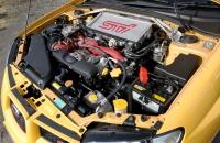 Subaru Impreza WRX STi Spec C Type RA-R двигатель