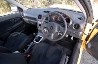 Subaru Impreza WRX STi Spec C Type RA-R салон